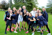 4th form x country group