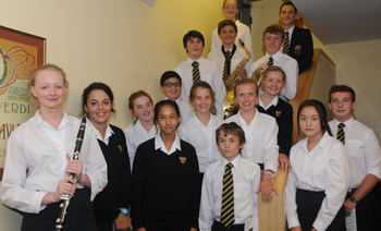 Junior Music Scholars' Concert