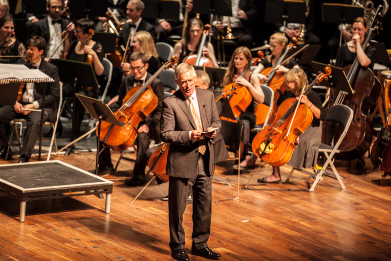 Gala Orchestral and Choral Concert at G Live - Cranleigh School