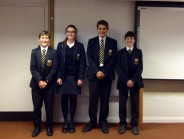 Maths Challenge Pupils