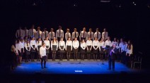 The Swingles and Cranleigh Choirs_23907