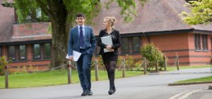 Sixth Form Students at Cranleigh School
