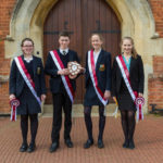 A photo taken by Lillian Spibey entitled: Cranleigh County Dressage Winners 2017