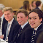 A photo taken by Lillian Spibey entitled: VI Form Form Geography Lecture and Dinner-6934