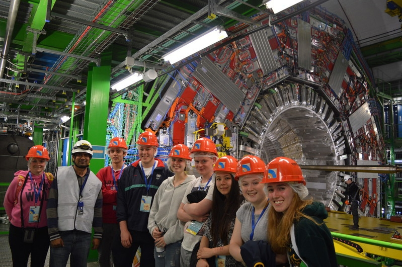 Cern Guided Tour
