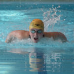 A photo taken by Martin Williamson entitled: Girls House Swimming 2017