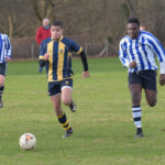 A photo taken by Martin Williamson entitled: Football 2nd XI v Bethany School 2018