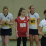 A photo taken by Martin Williamson entitled: Netball 1st VII v Lingfield, 2018