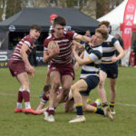 A photo taken by Martin Williamson entitled: Rosslyn Park Sevens 2018 Day 1