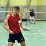 A photo taken by Martin Williamson entitled: Badminton JUnior House Matches 2018