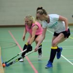 A photo taken by Martin Williamson entitled: Girls Indoor Hockey House Match 2018