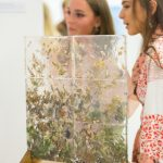 A photo taken by Lillian Spibey entitled: Cranleigh Art Exhibition Private View-5782