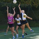 A photo taken by Martin Williamson entitled: Netball U18 / U16 Surrey County Competition 2018