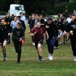 A photo taken by Martin Williamson entitled: IVth Form Cross Country 2018