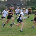 A photo taken by Martin Williamson entitled: Rugby U16A v Caterham 2018