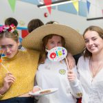 A photo taken by Lillian Spibey entitled: Cranleigh Spanish 6th Form Evening-7207