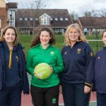 A photo taken by Lillian Spibey entitled: CPS Sadhbh Stingemore Netball Coaching Session-0314