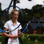 A photo taken by Martin Williamson entitled: Tennis U15 v St Mary's 2019