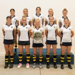 A photo taken by Lillian Spibey entitled: Cranleigh Girls U16 National Indoor Hockey Champions 2019