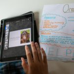 A photo taken by Lillian Spibey entitled: Cranleigh Creative Ipad Project Day-1256