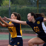 A photo taken by Martin Williamson entitled: Netball v St Catherines 2019