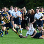 A photo taken by Martin Williamson entitled: 5th XV v Gower_54452019_19-10-19_12_142018
