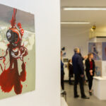 A photo taken by Lillian Spibey entitled: Cranleigh LVI Art Exhibition Private Viewing-6013