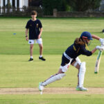 A photo taken by Martin Williamson entitled: Cricket practice_4912020_20-10-01_15_492018