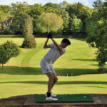 A photo taken by Martin Williamson entitled: Golf practice_4282020_20-10-01_14_502018