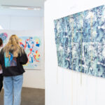 A photo taken by Lillian Spibey entitled: Cranleigh L6th Art Exhibition-7629
