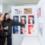 A photo taken by Lillian Spibey entitled: Cranleigh L6th Art Exhibition-7662