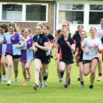 A photo taken by Martin Williamson entitled: House Cross Country 2021
