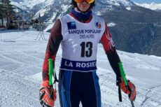 A photo of Will F selected for England Alpine Skiing Squad 2021/22