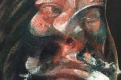 Francis Bacon detail