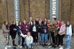 Outside The Saatchi Gallery