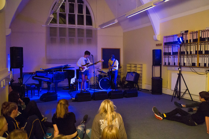 Cranleigh Band Room Session