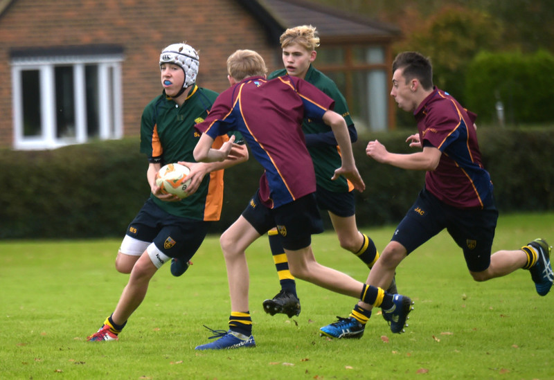 Rugby Junior House Match 2017