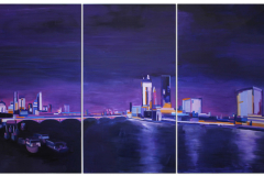Rafe Scott, London Triptych